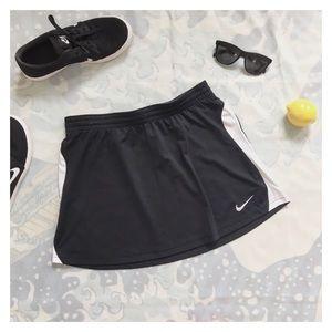 Nike Dri-Fit Drawstring Skirt